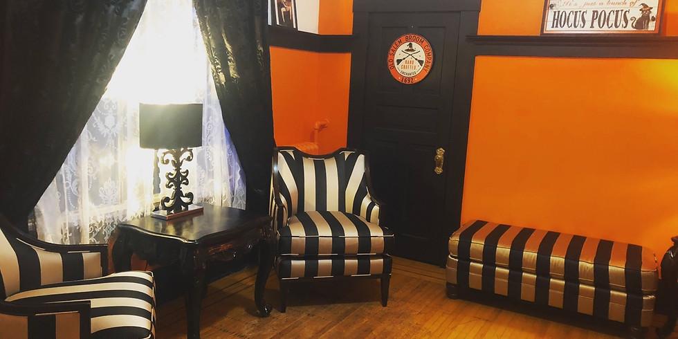 Halloween Theme Rooms