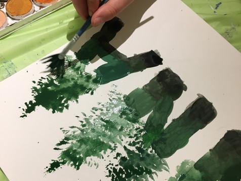 Name= Pine Trees