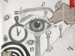 "Composition ""An eye"""