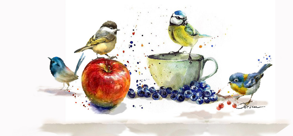 Birds's Breakfast