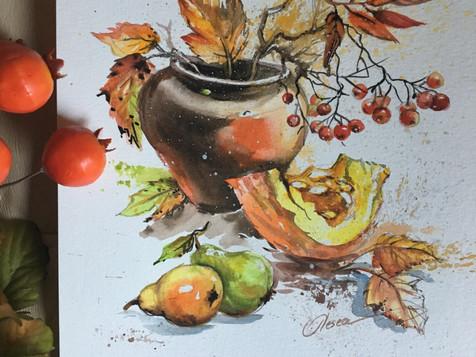Fall Still-Life