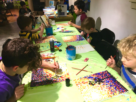 Colorful Impressionism