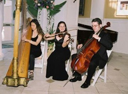 Harp Trio (Harp/Violin/Cello)