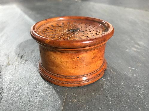 Antique Pounce Pot - very good patina