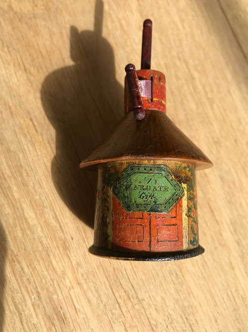 Antique Tunbridge Ware Cottage