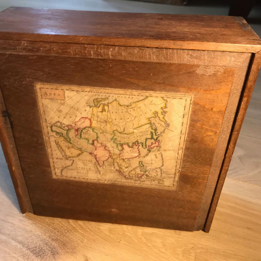 antique treen puzzle for sale opus antiq