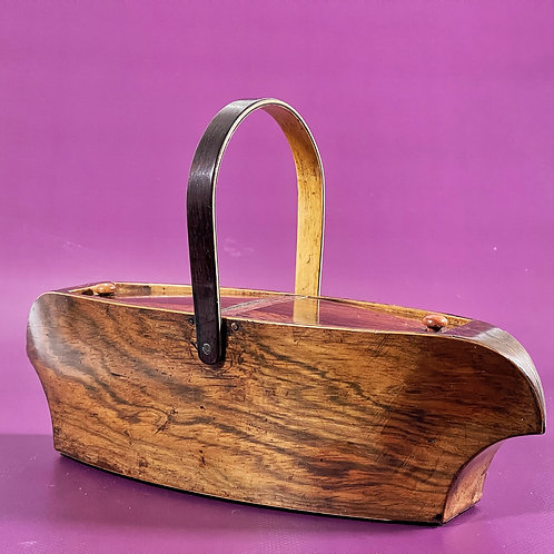 A Rosewood Swing Pannier Box