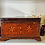 Thumbnail: Antique Small Oak Coffer/ Box - Named and Dated