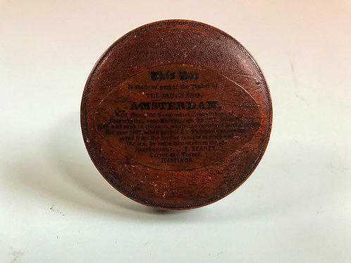 Antique Snuff Box - from the Amsterdam Ship