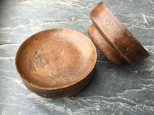 A Rare 18th Century Small Sussex Eating Bowls