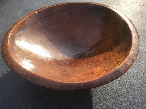 A fabulous Antique Elm Bowl