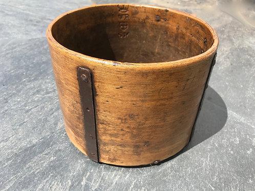 Antique Treen Grain Measure
