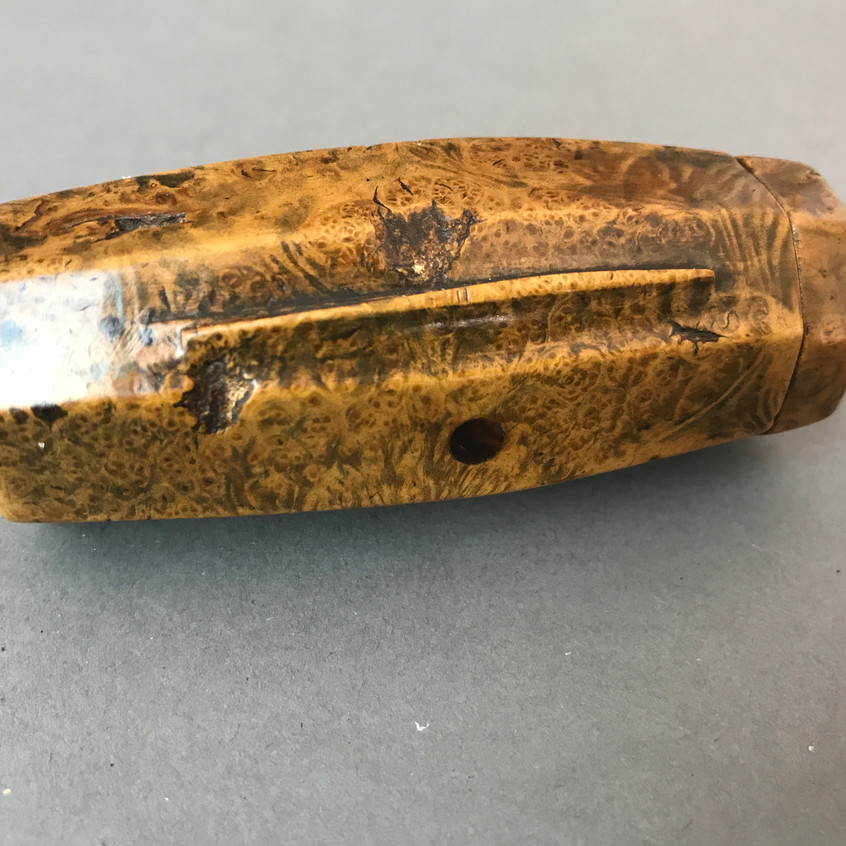 Antique snuff box, trick, Opus Antiques