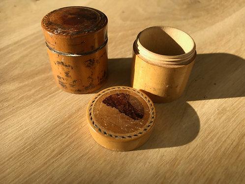Antique Pill Boxes