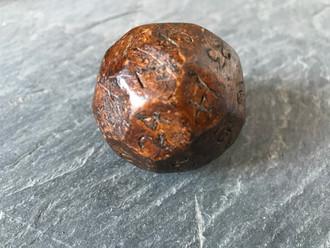 Antique Treen Teetotum Gambling Balls – 1600s to 1700s