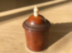 antique treen tape measure for sale opus