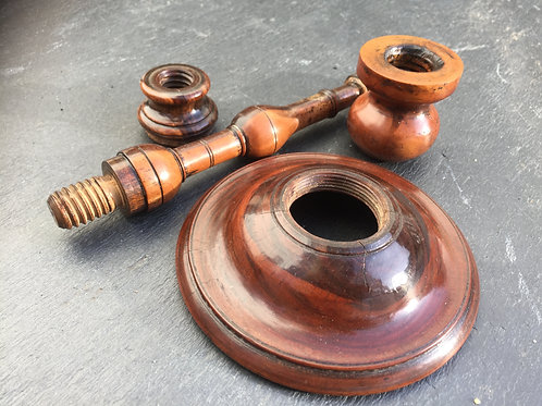 Antique Travelling Candlestick