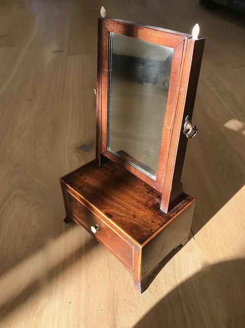 A MINI Georgian Dressing Mirror