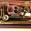 Thumbnail: A Small Antique Botanist Microscope - Mahogany cased