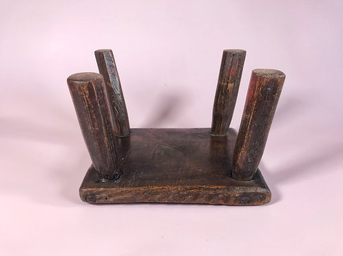 An Antique Small Stool