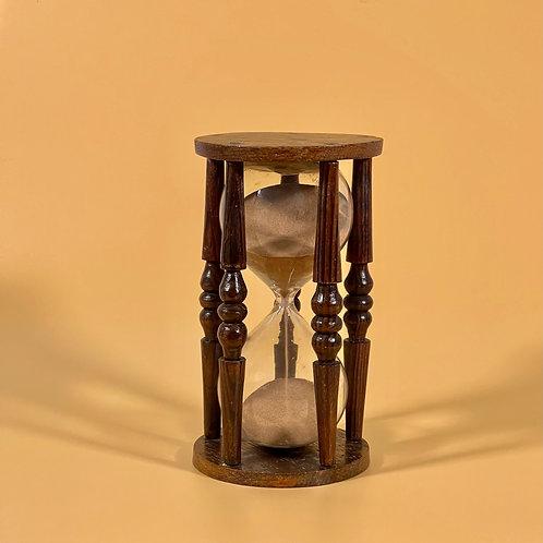 Antique Labourer's Timer