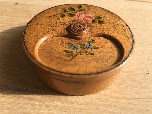 Antique Miser Snuff Box - Tunbridge