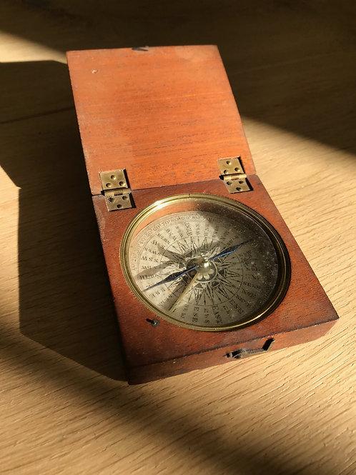 Antique Explorers Compass