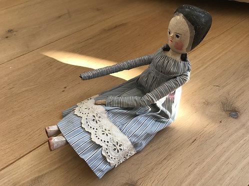 Antique Grodnertal Doll