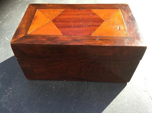Antique Scribes Box