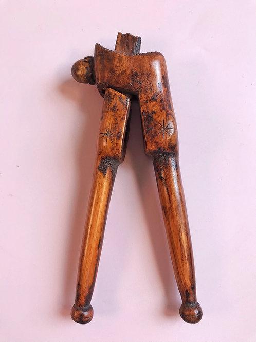 Antique English Nutcracker