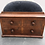 Thumbnail: An Unusual Pin Cushion/Sewing Box in the form of a Chest