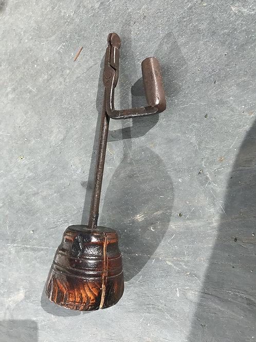 Antique Welsh Rushlight