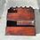 Thumbnail: Antique Oak Candle and Salt Box