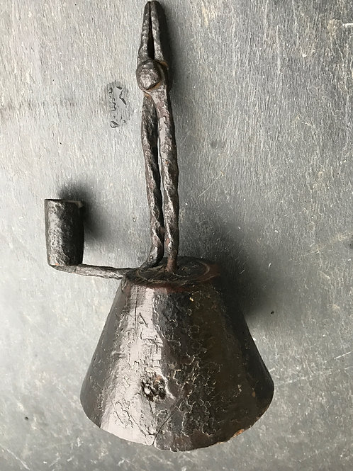 Antique Welsh Rushlight
