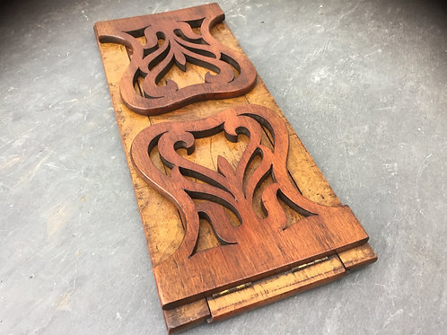 Antique Book Stand