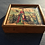 Thumbnail: A Painted Early 19th Century Tunbridge Ware Puzzle
