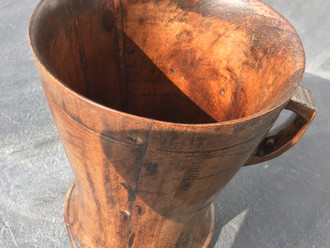 Antique Treen Lamhogs what are they?