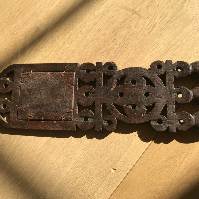 antique welsh lovespoon for sale opus an