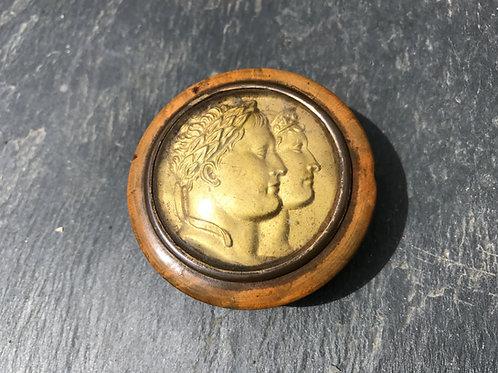 Antique Snuff Box - Napoleon