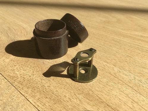 A Rare Miniature Measuring Microscope