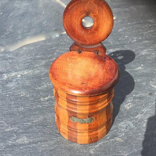 Antique Scottish Salt Box