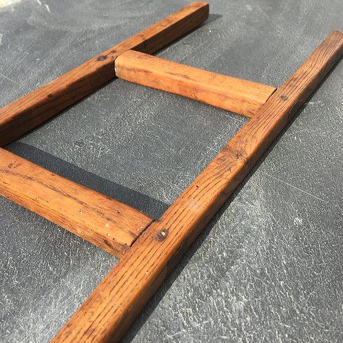 An Antique Cheese Ladder