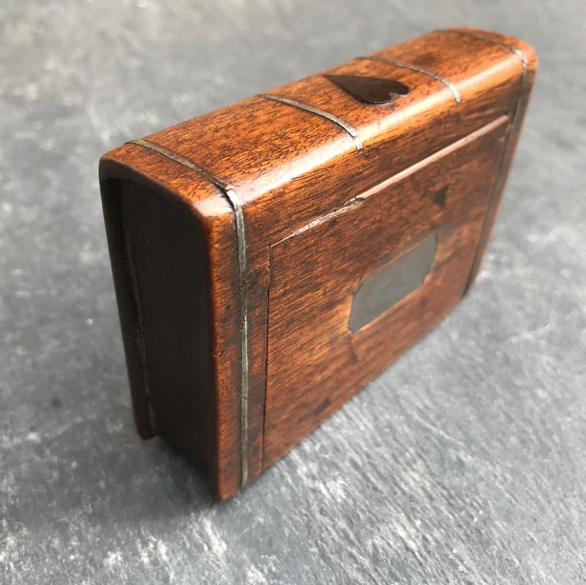 Antique snuff box - B00k-for sale Opus Antiques, Devon UK9