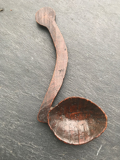 Antique Welsh Invalid Spoon