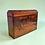 Thumbnail: Antique Flame Mahogany Bible Box - with original bible & provenance