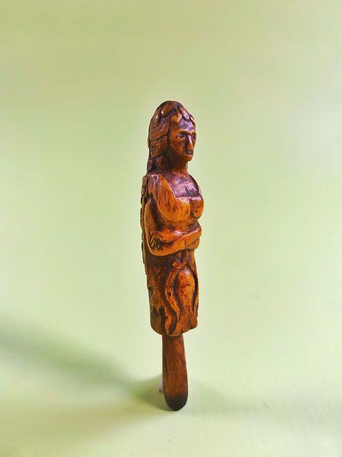 Antique Pipe Tamper -17th century