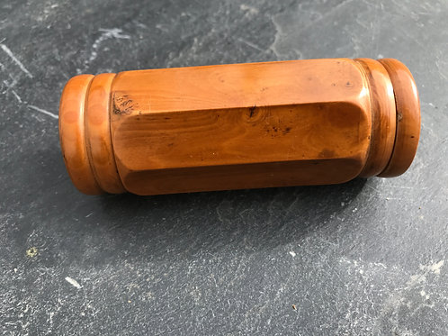 Antique Snuff Box - Boxwood