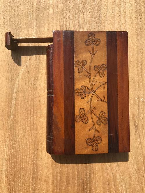 Antique Irish Card Case