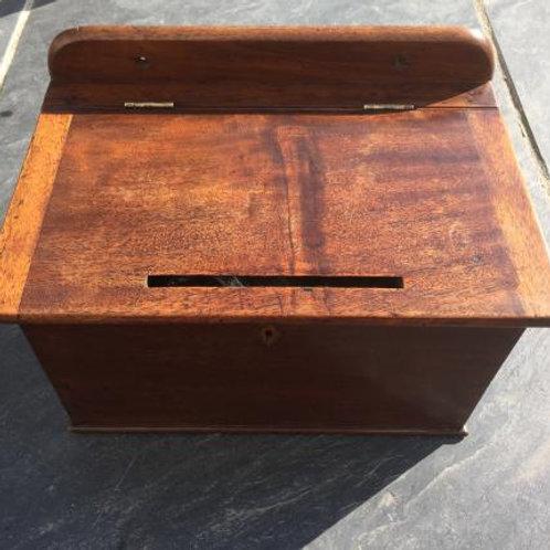 An Antique Letter Box