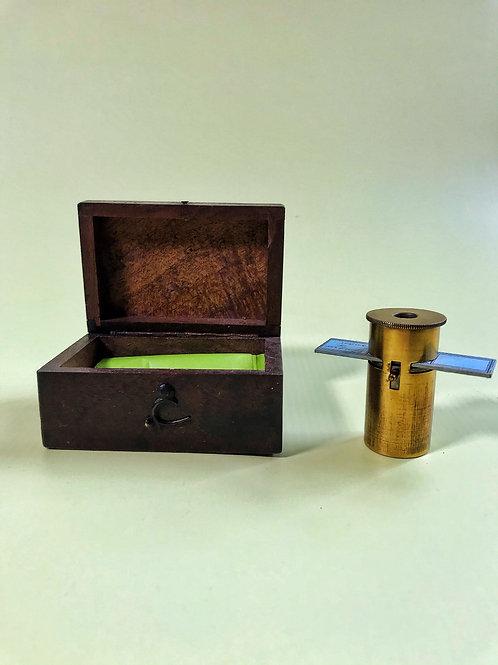 Antique Pocket Microscope